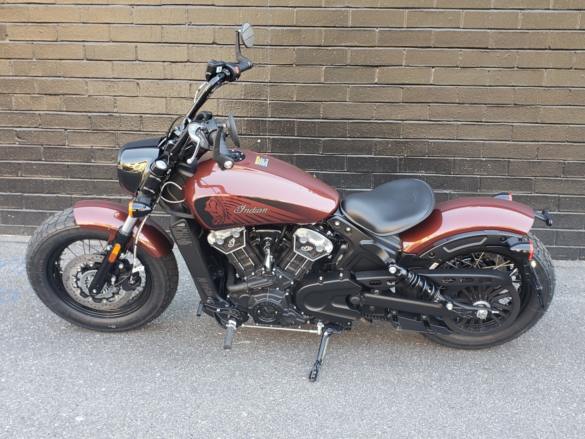 2020 Indian Scout® Bobber Twenty ABS in San Jose, California - Photo 5