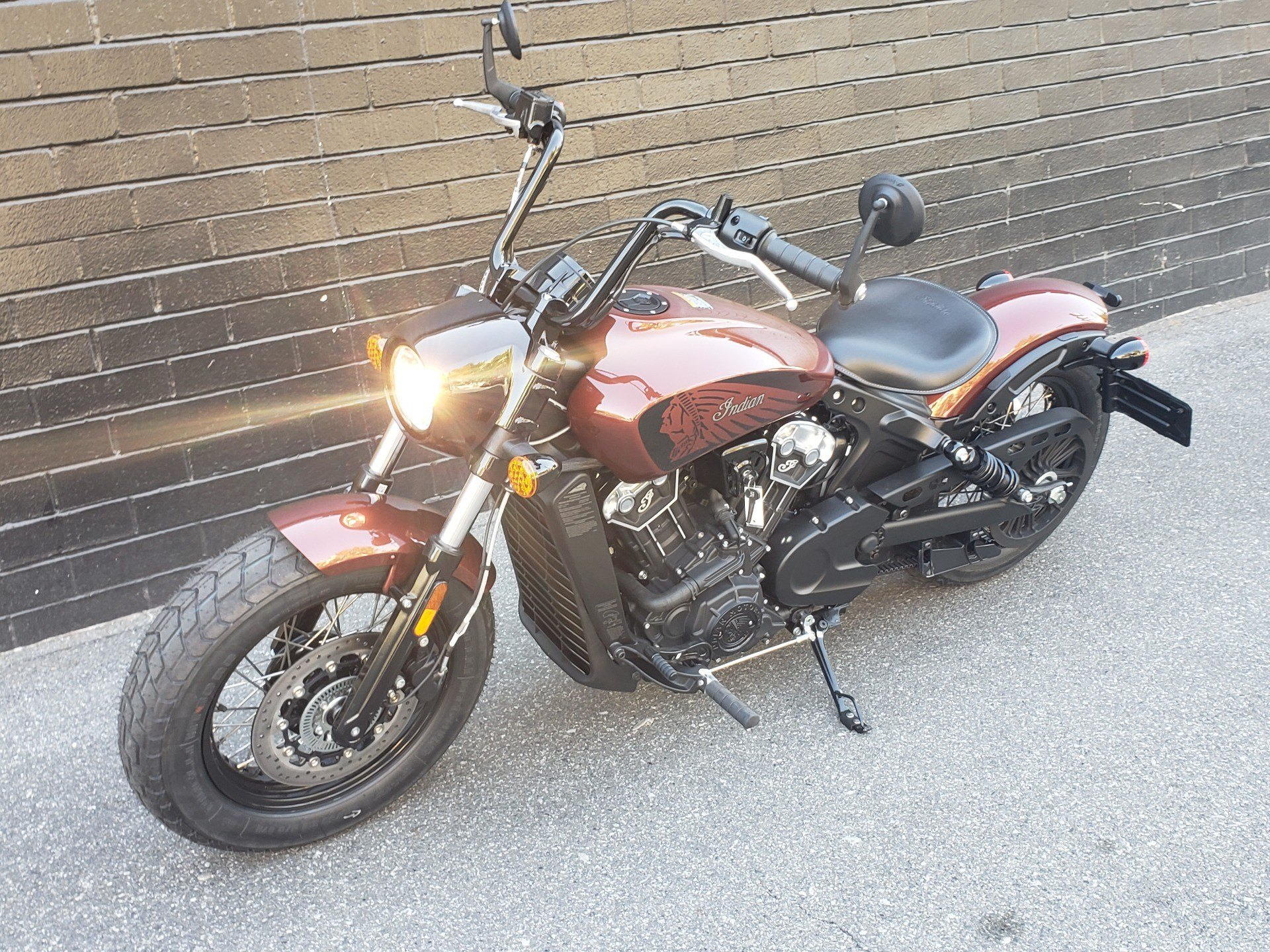 2020 Indian Scout® Bobber Twenty ABS in San Jose, California - Photo 8