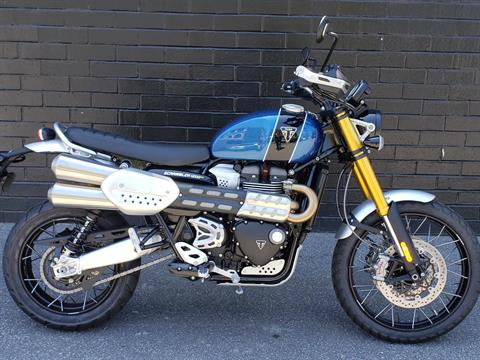 2019 Triumph Scrambler 1200 XE in San Jose, California
