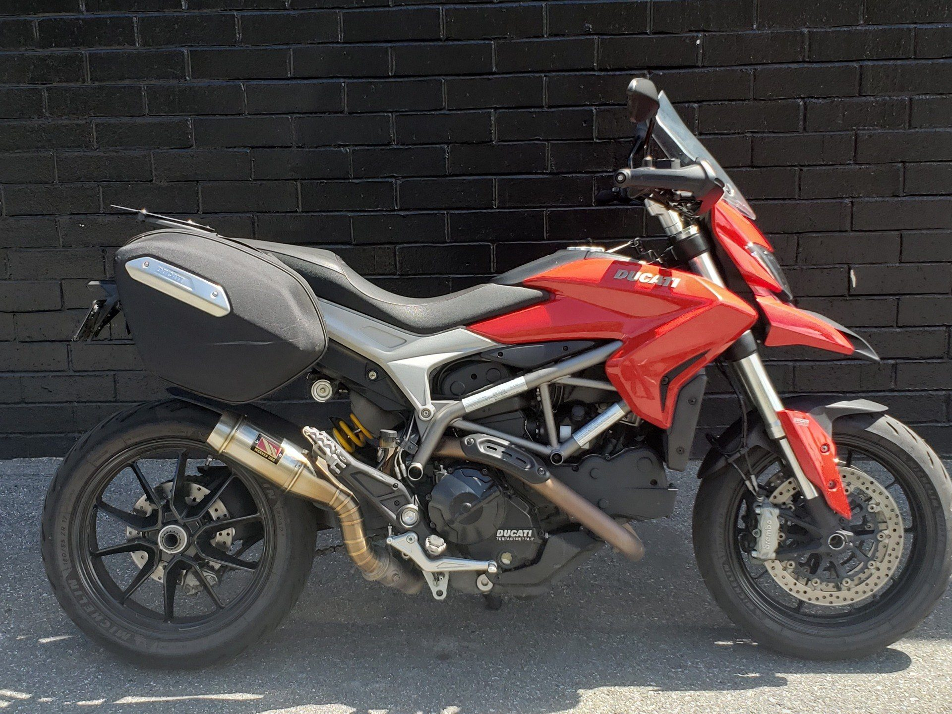 2015 Ducati Hyperstrada in San Jose, California - Photo 1