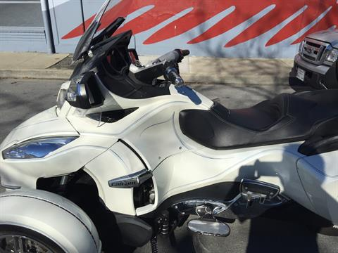 2011 Can-Am Spyder® RT Limited in San Jose, California
