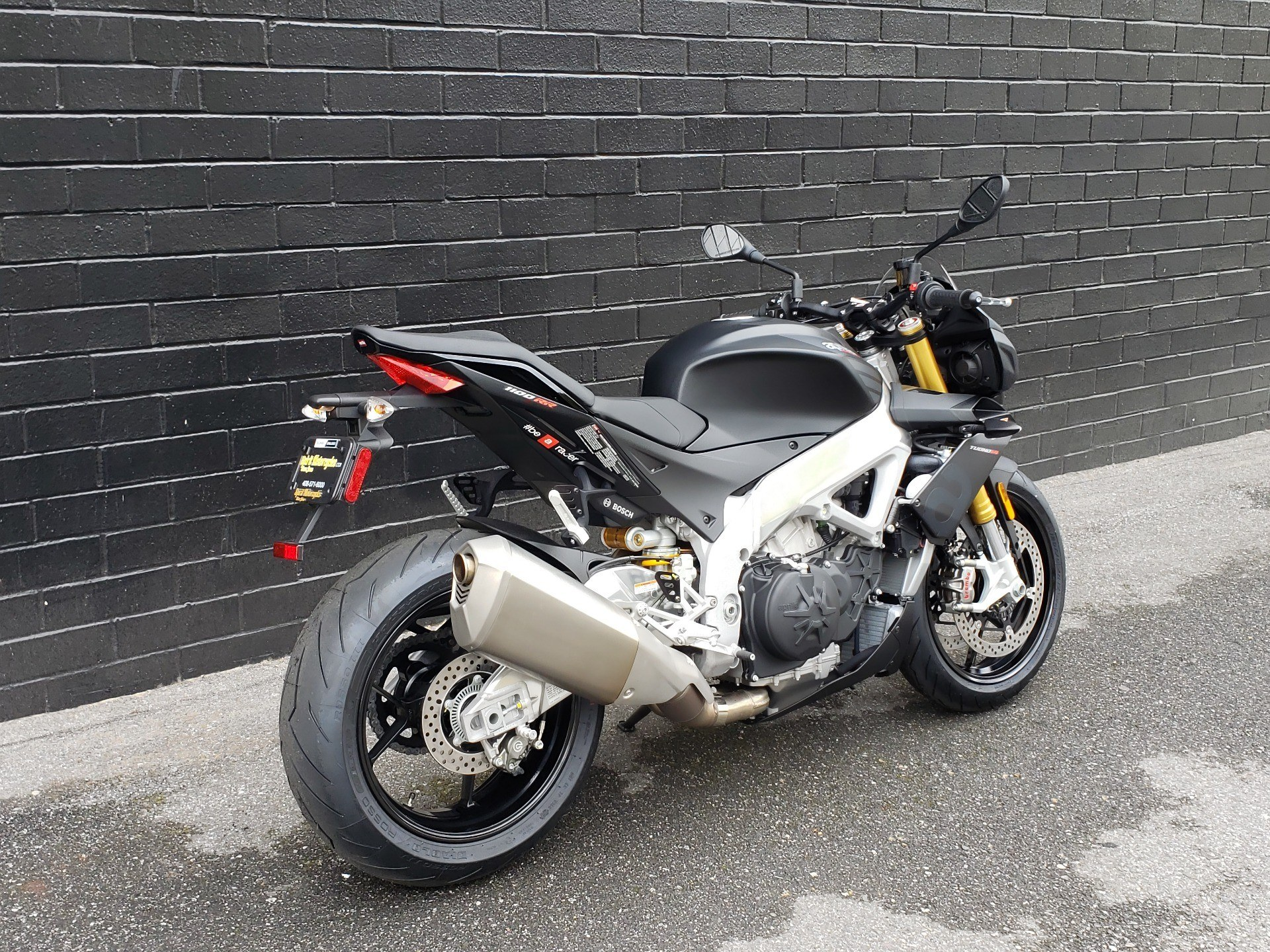 2019 Aprilia Tuono V4 1100 RR ABS in San Jose, California - Photo 3