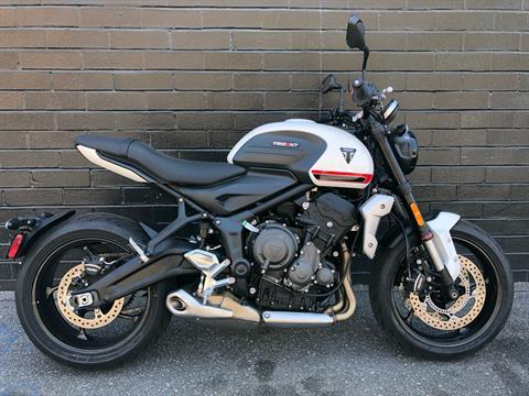 2022 Triumph Trident 660 in San Jose, California - Photo 1