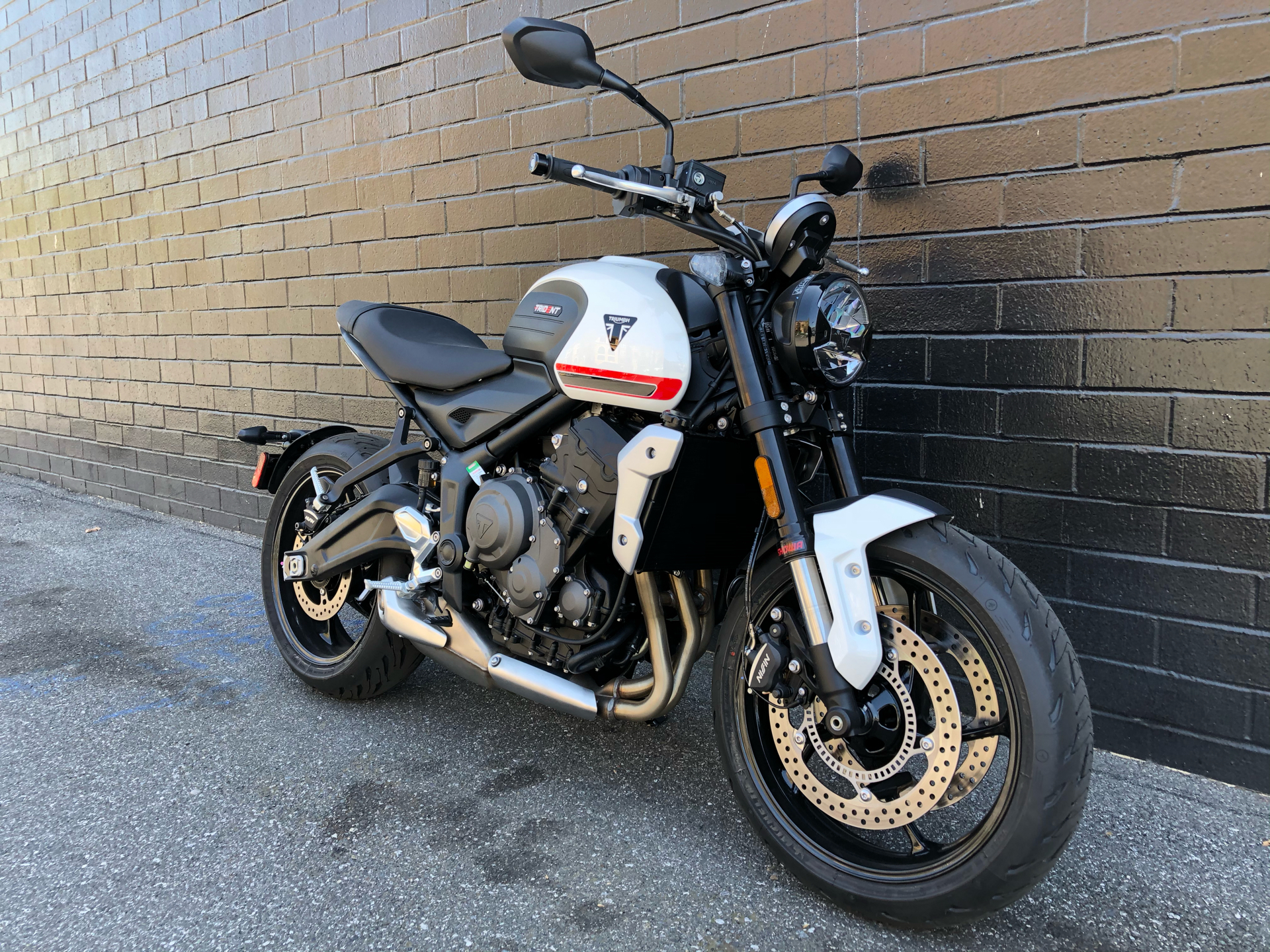 2022 Triumph Trident 660 in San Jose, California - Photo 2