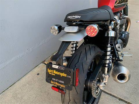 2019 Triumph Bonneville Speed Twin in San Jose, California - Photo 5
