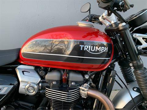 2019 Triumph Bonneville Speed Twin in San Jose, California - Photo 8
