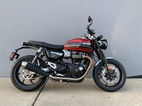 2019 Triumph Bonneville Speed Twin in San Jose, California - Photo 1