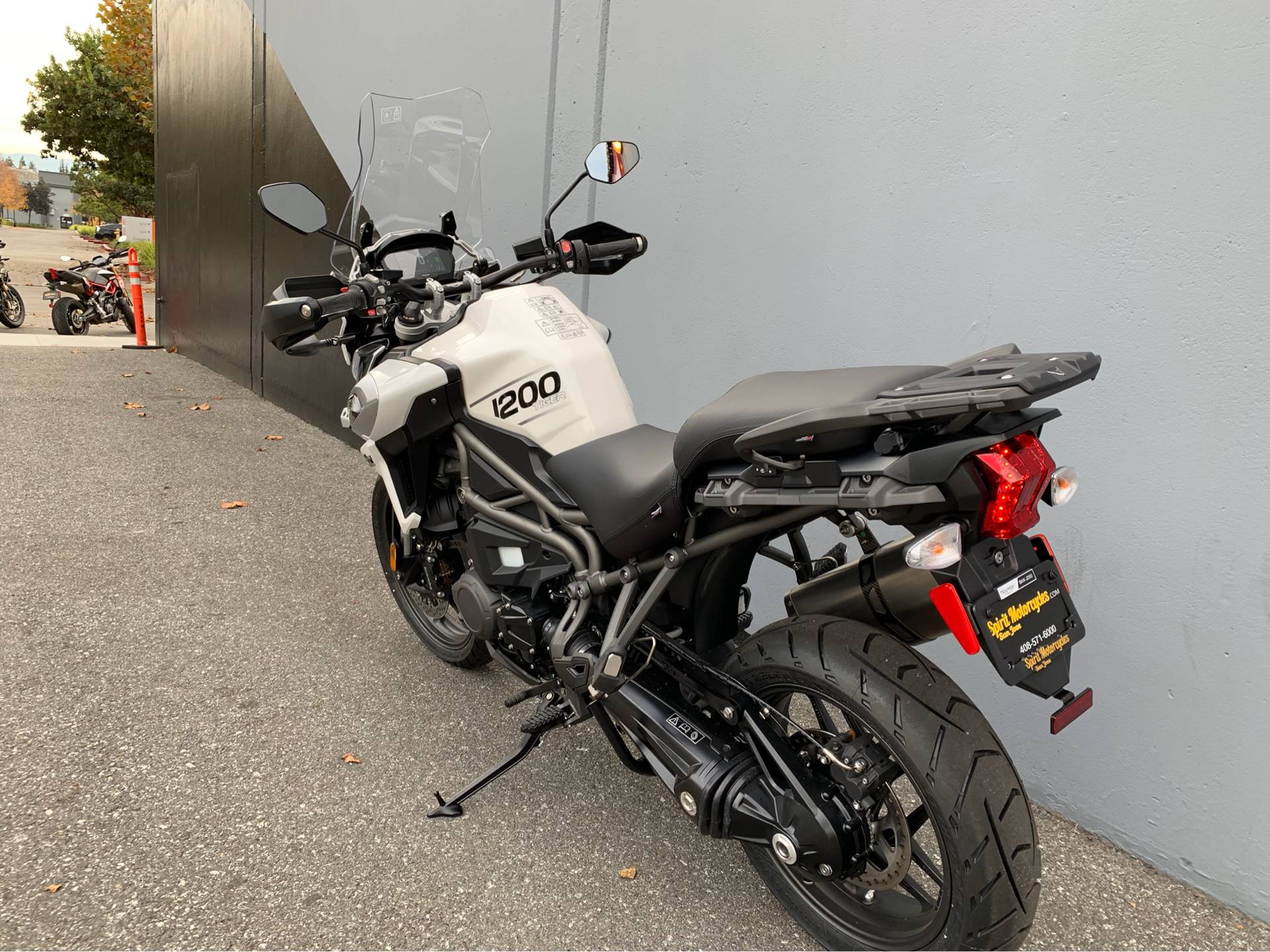 2019 Triumph Tiger 1200 XRt in San Jose, California - Photo 4