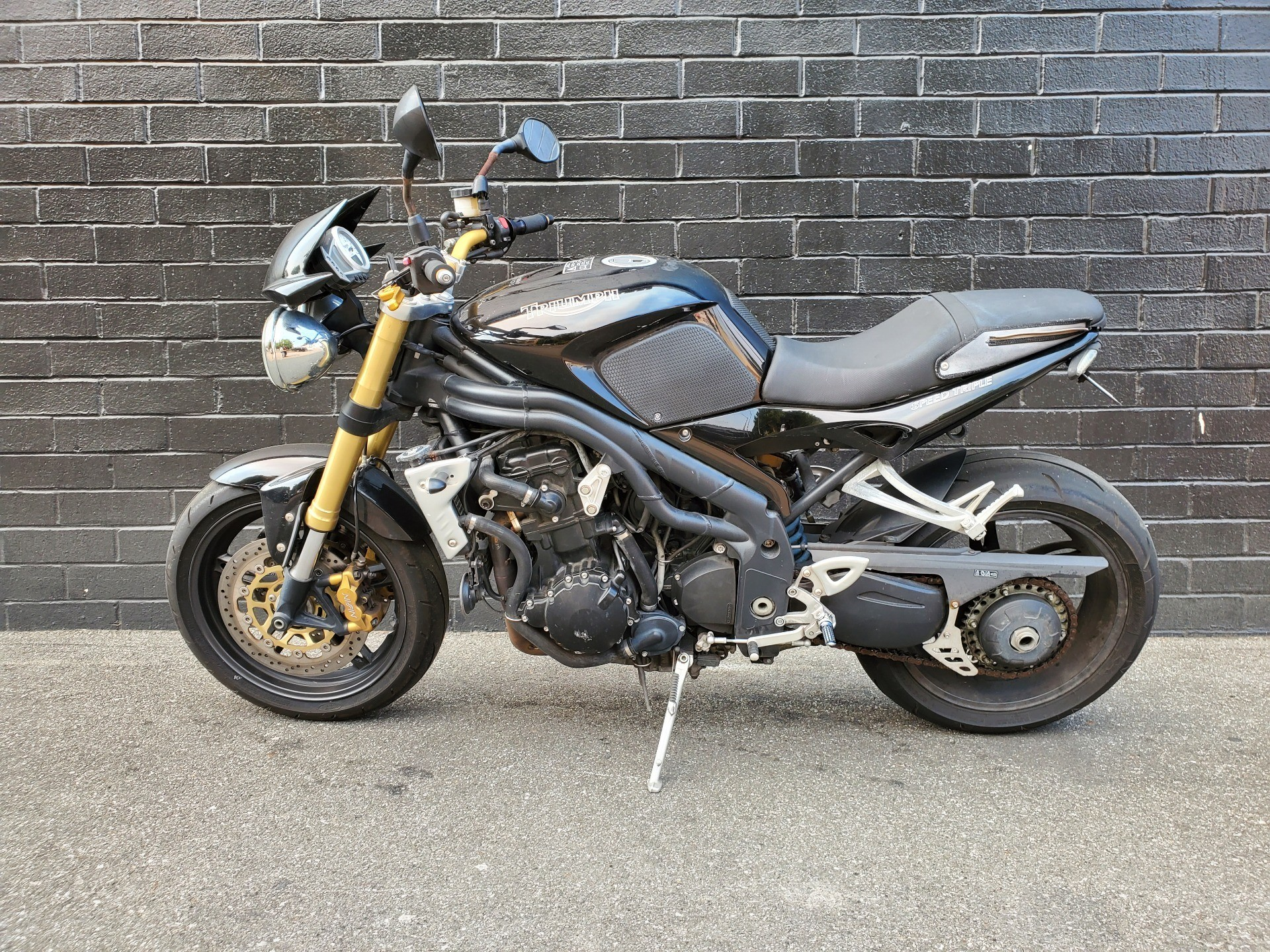2007 Triumph Speed Triple in San Jose, California - Photo 4