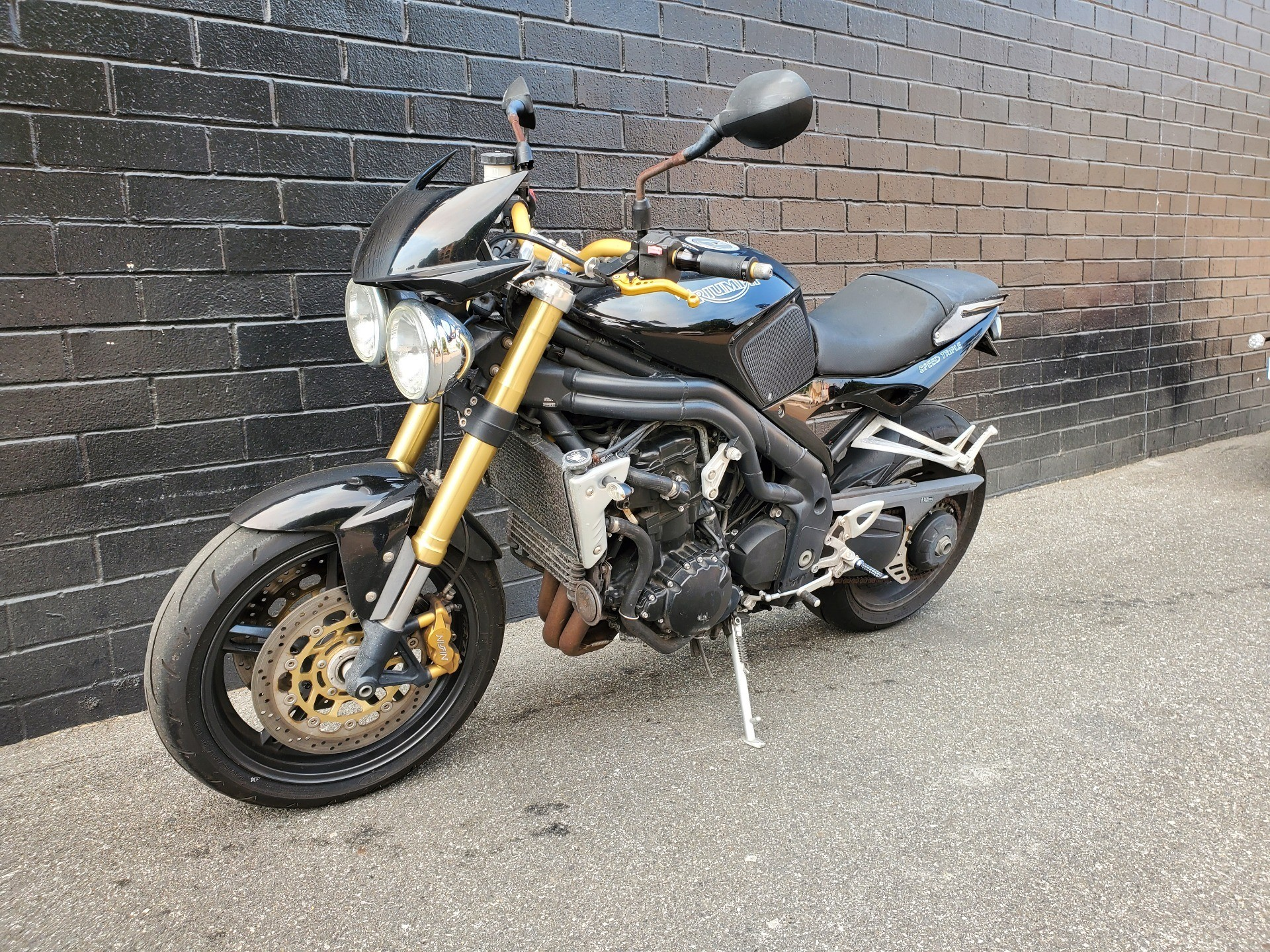 2007 Triumph Speed Triple in San Jose, California - Photo 5