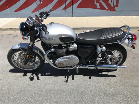 2018 Triumph Bonneville T120 in San Jose, California