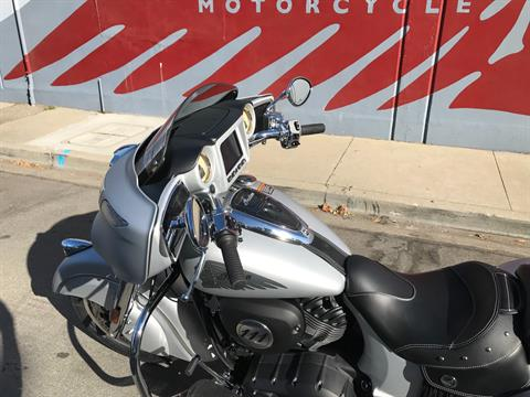 2018 Indian Chieftain® Classic in San Jose, California