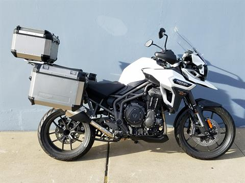 2017 Triumph Tiger Explorer XRx in San Jose, California