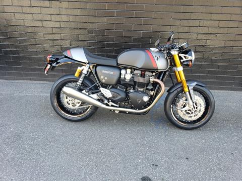 2020 Triumph Thruxton RS in San Jose, California - Photo 1