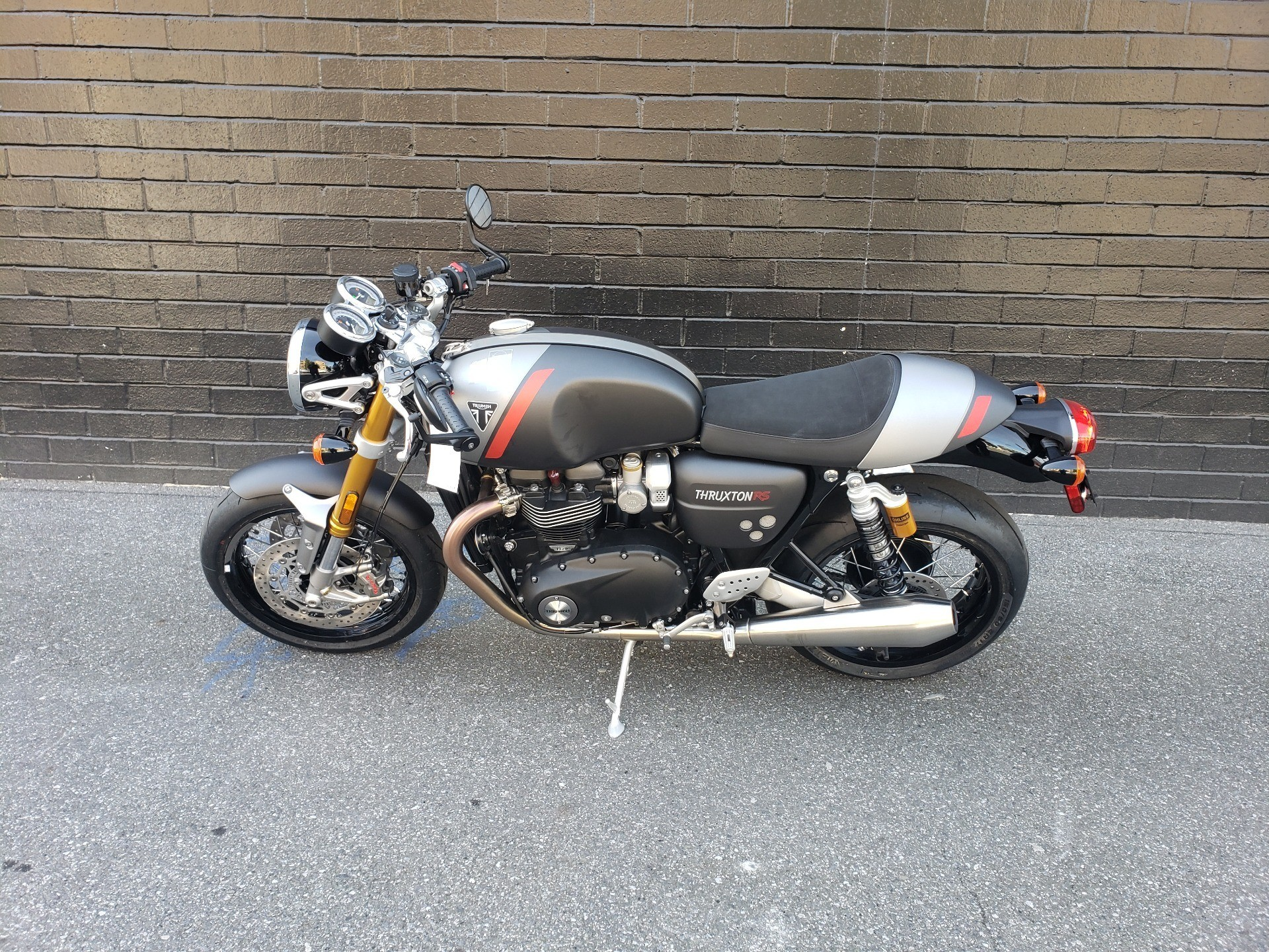 2020 Triumph Thruxton RS in San Jose, California - Photo 8