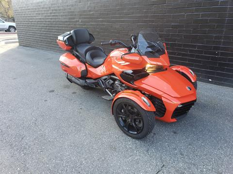 2021 Can-Am Spyder F3 Limited in San Jose, California - Photo 3