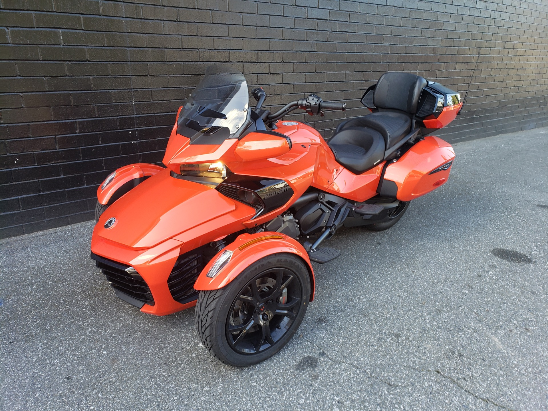 2021 Can-Am Spyder F3 Limited in San Jose, California - Photo 5