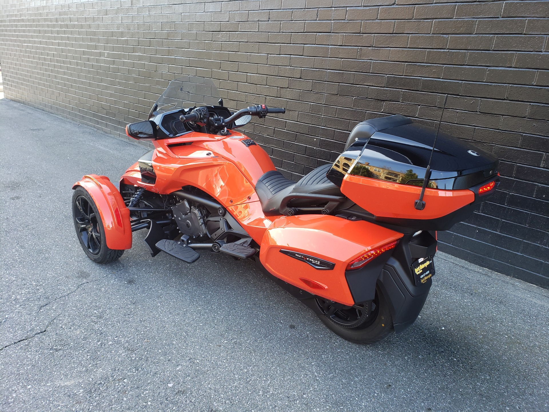 2021 Can-Am Spyder F3 Limited in San Jose, California - Photo 6