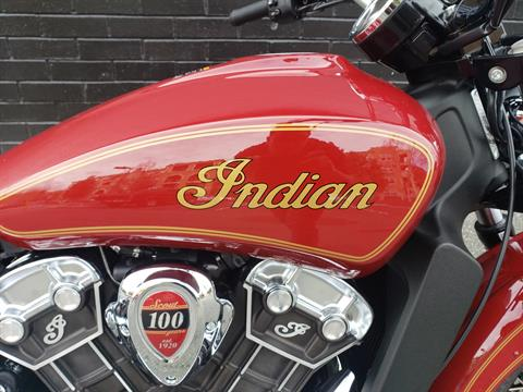 2020 Indian Scout® 100th Anniversary in San Jose, California - Photo 12