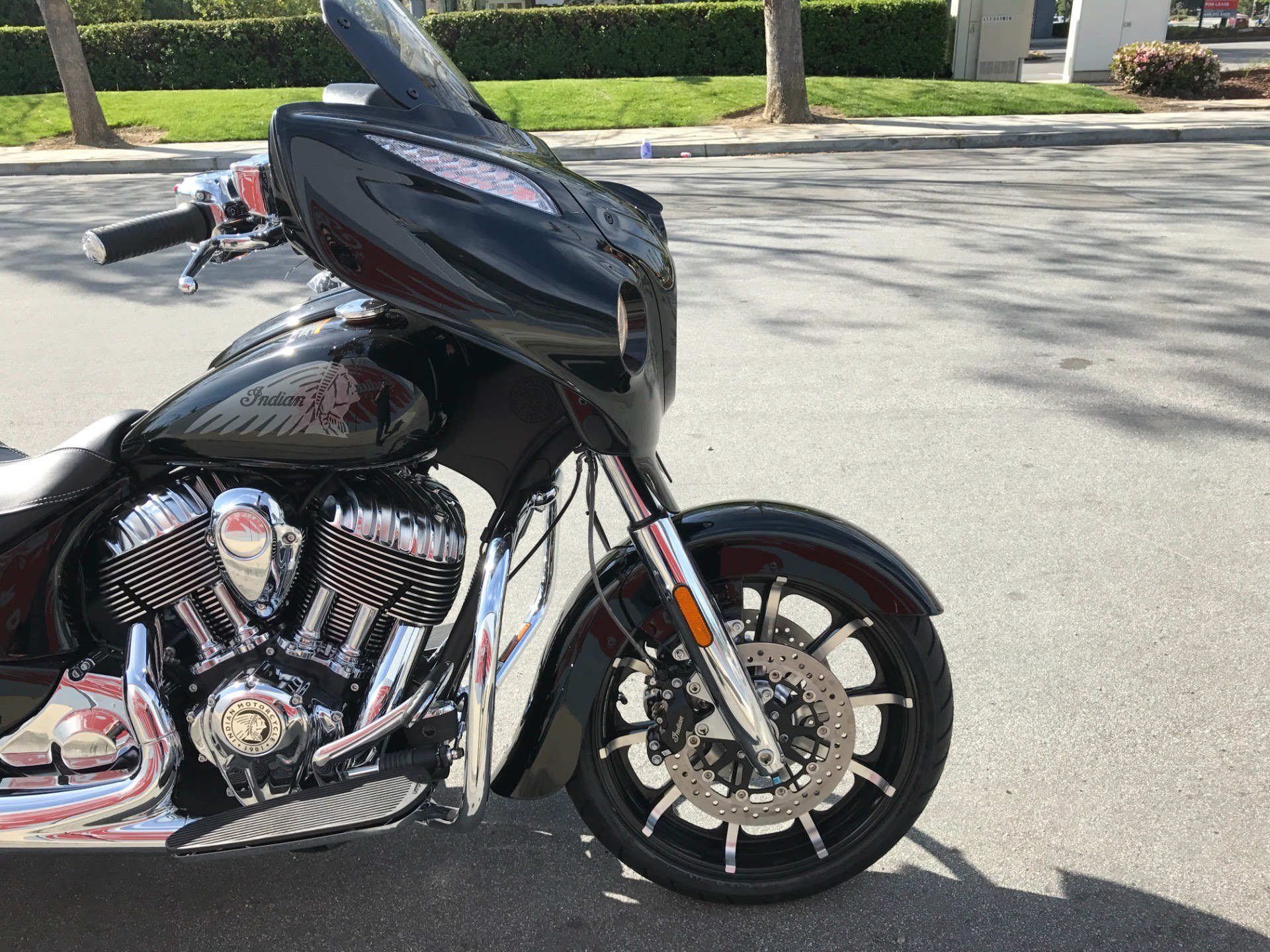 2017 Indian Chieftain® Limited in San Jose, California
