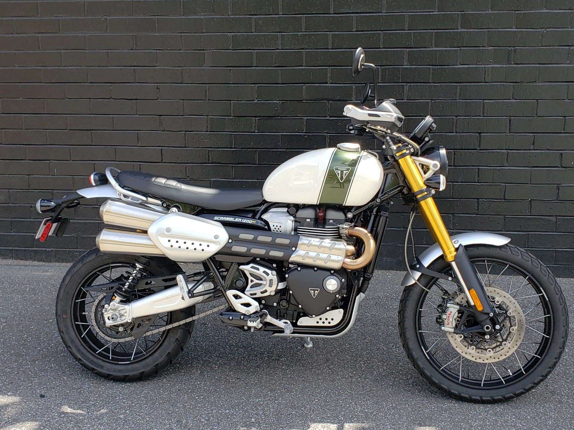 2019 Triumph Scrambler 1200 XE in San Jose, California - Photo 1