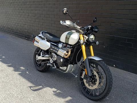 2019 Triumph Scrambler 1200 XE in San Jose, California - Photo 2