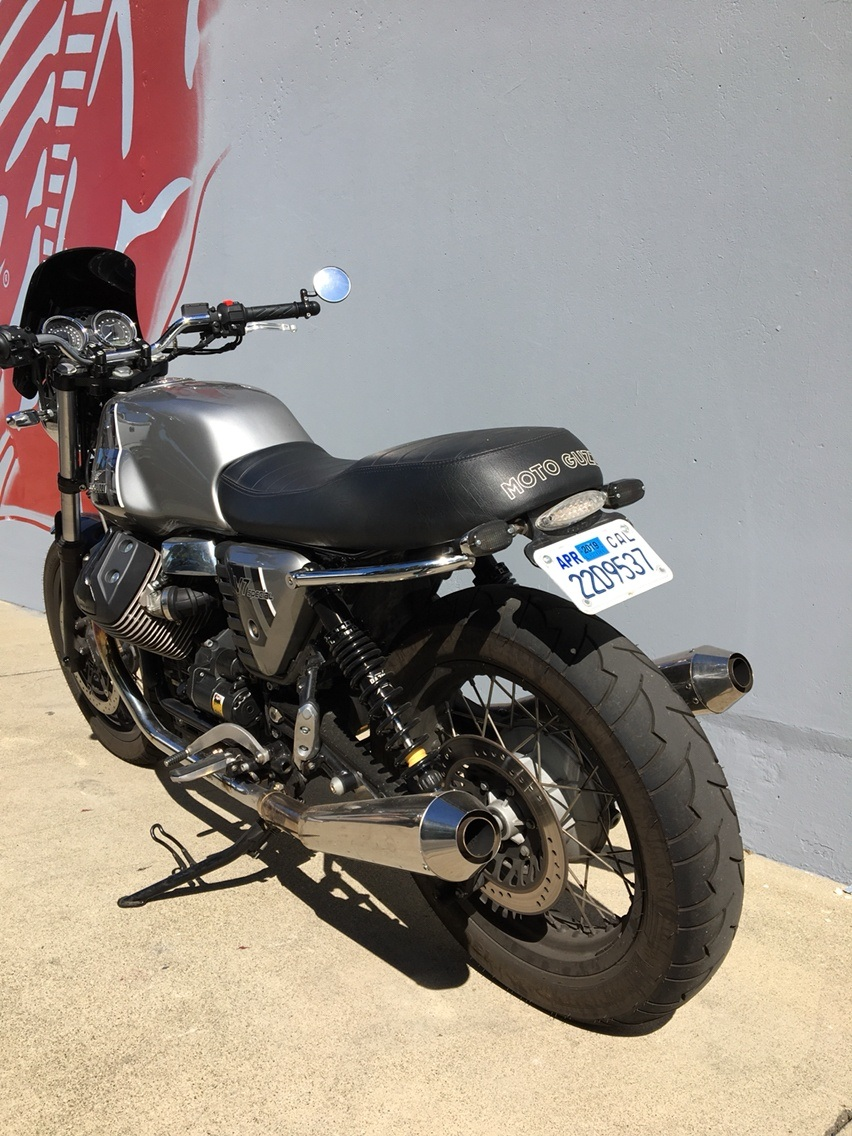 2014 Moto Guzzi V7 Special in San Jose, California