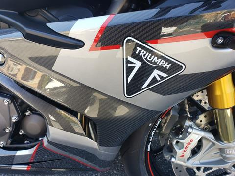 2020 Triumph Daytona Moto2 765 Limited Edition in San Jose, California - Photo 8
