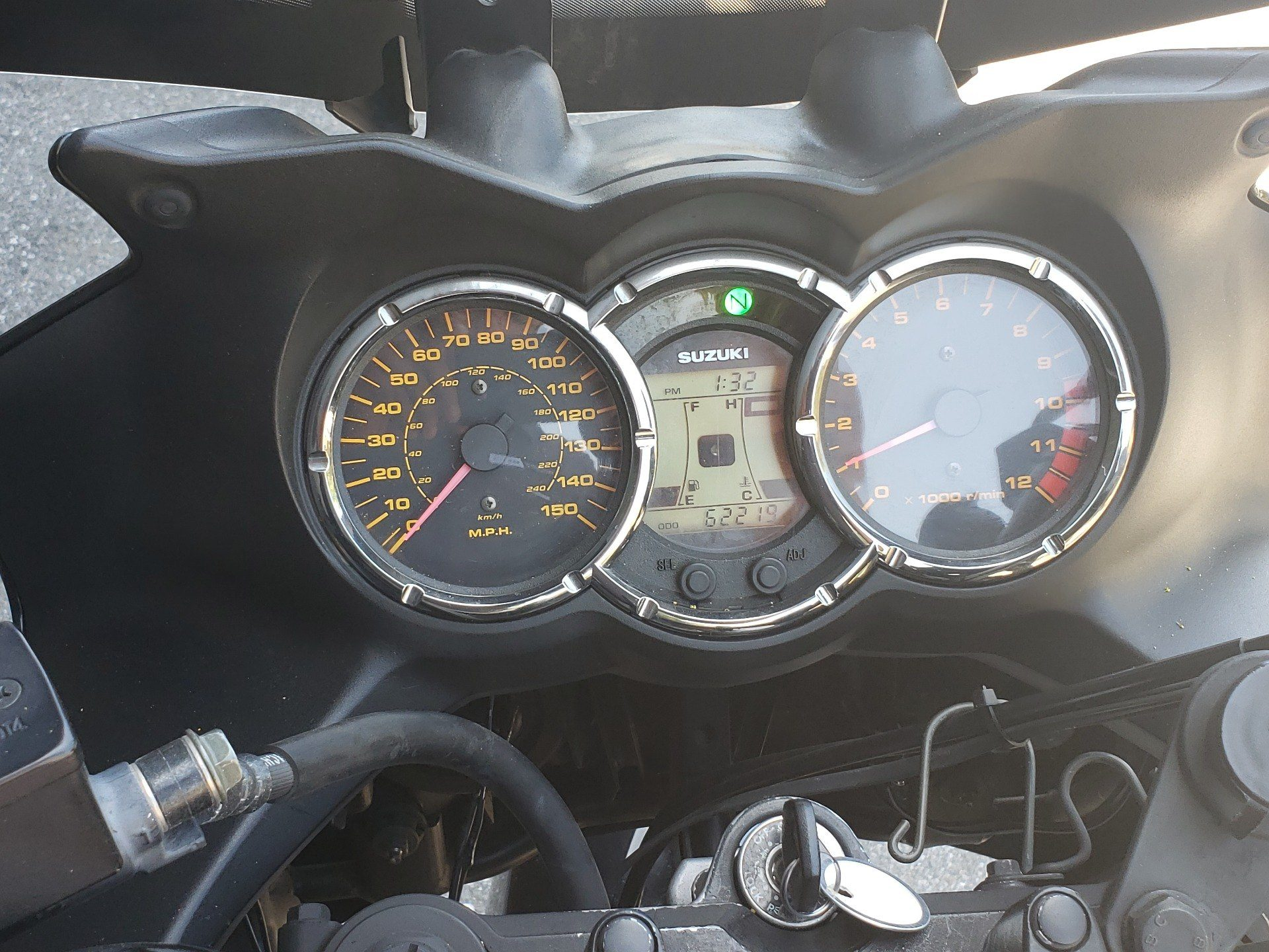 2006 Suzuki V-Strom® 1000 in San Jose, California - Photo 8