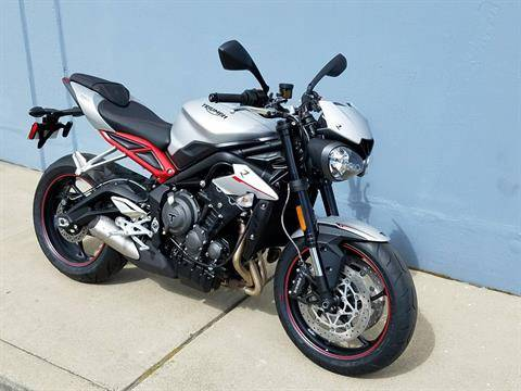 2019 Triumph Street Triple R in San Jose, California - Photo 7