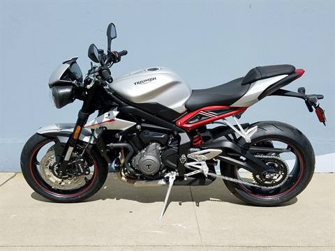 2019 Triumph Street Triple R in San Jose, California - Photo 11