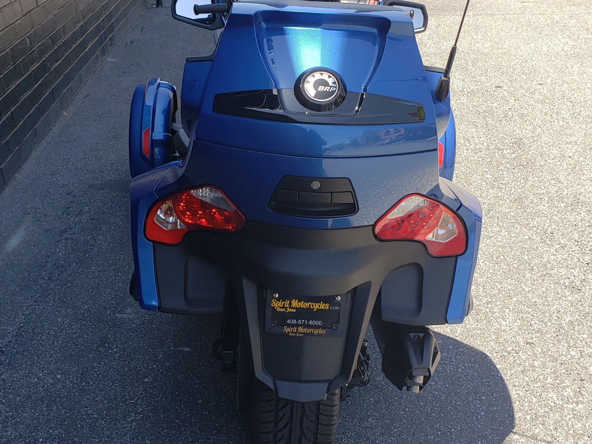 2019 Can-Am Spyder RT Limited in San Jose, California - Photo 5