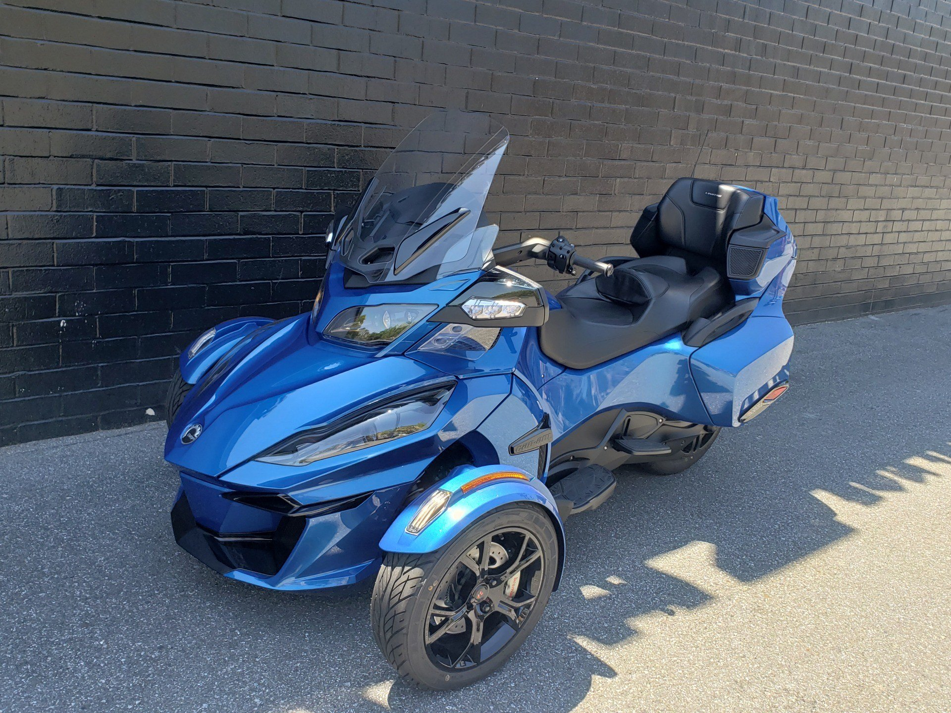 2019 Can-Am Spyder RT Limited in San Jose, California - Photo 8