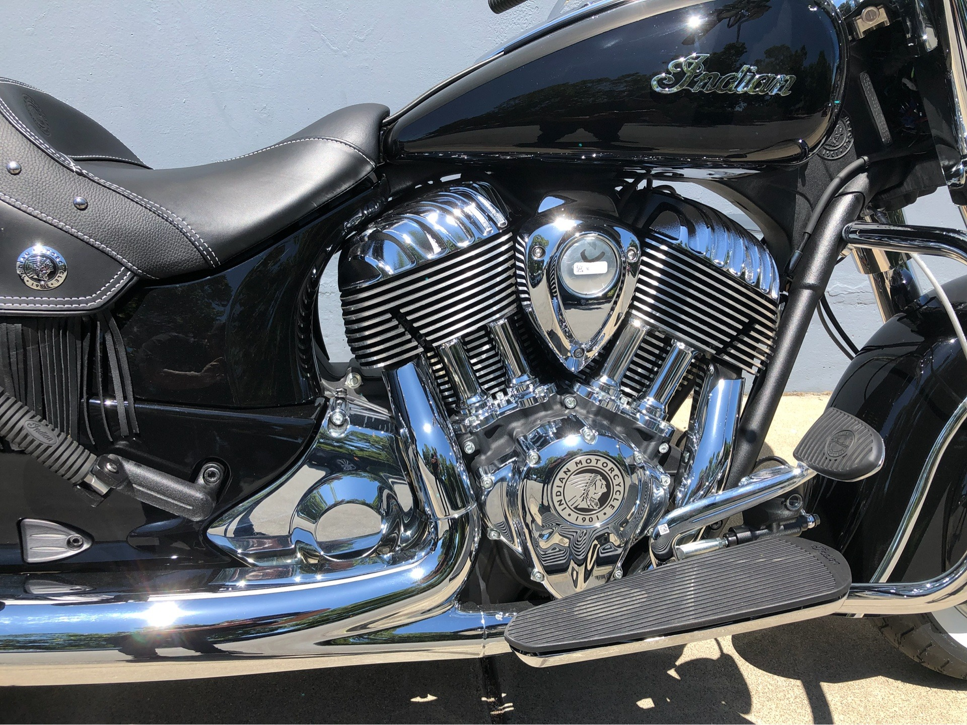 2018 Indian Chief® Vintage ABS in San Jose, California