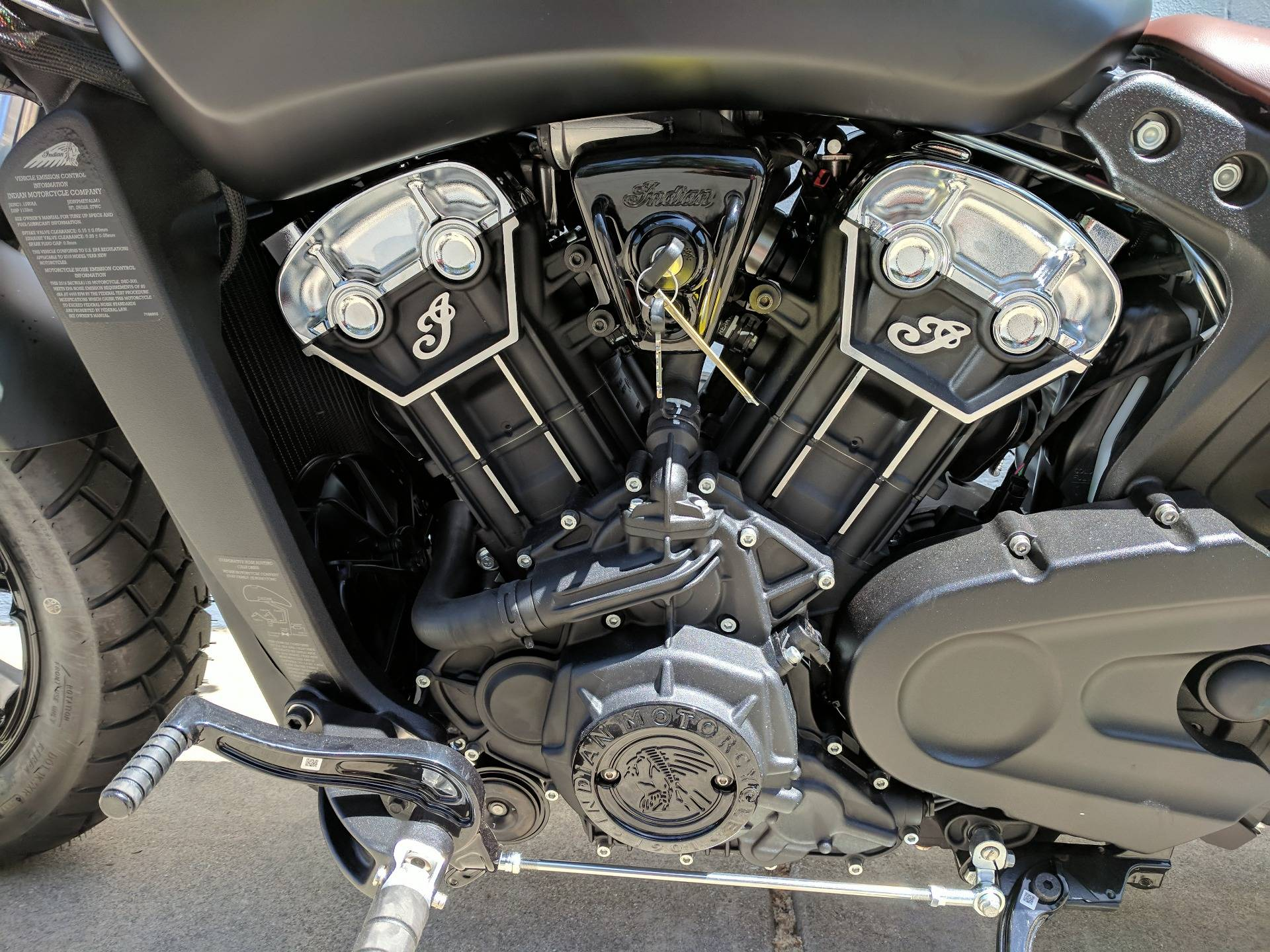 2019 Indian Scout® Bobber ABS in San Jose, California