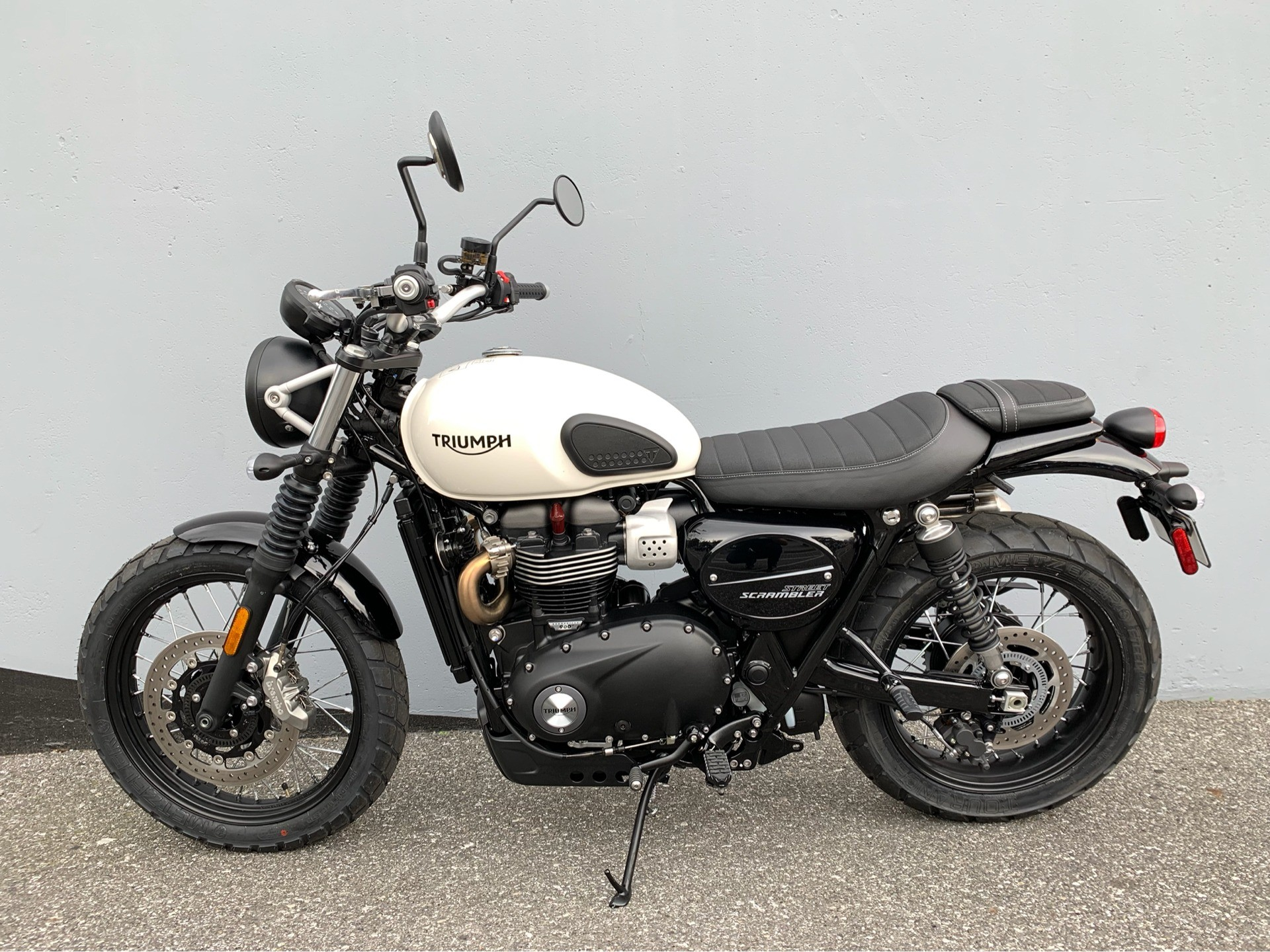 2019 Triumph Street Scrambler 900 in San Jose, California - Photo 2