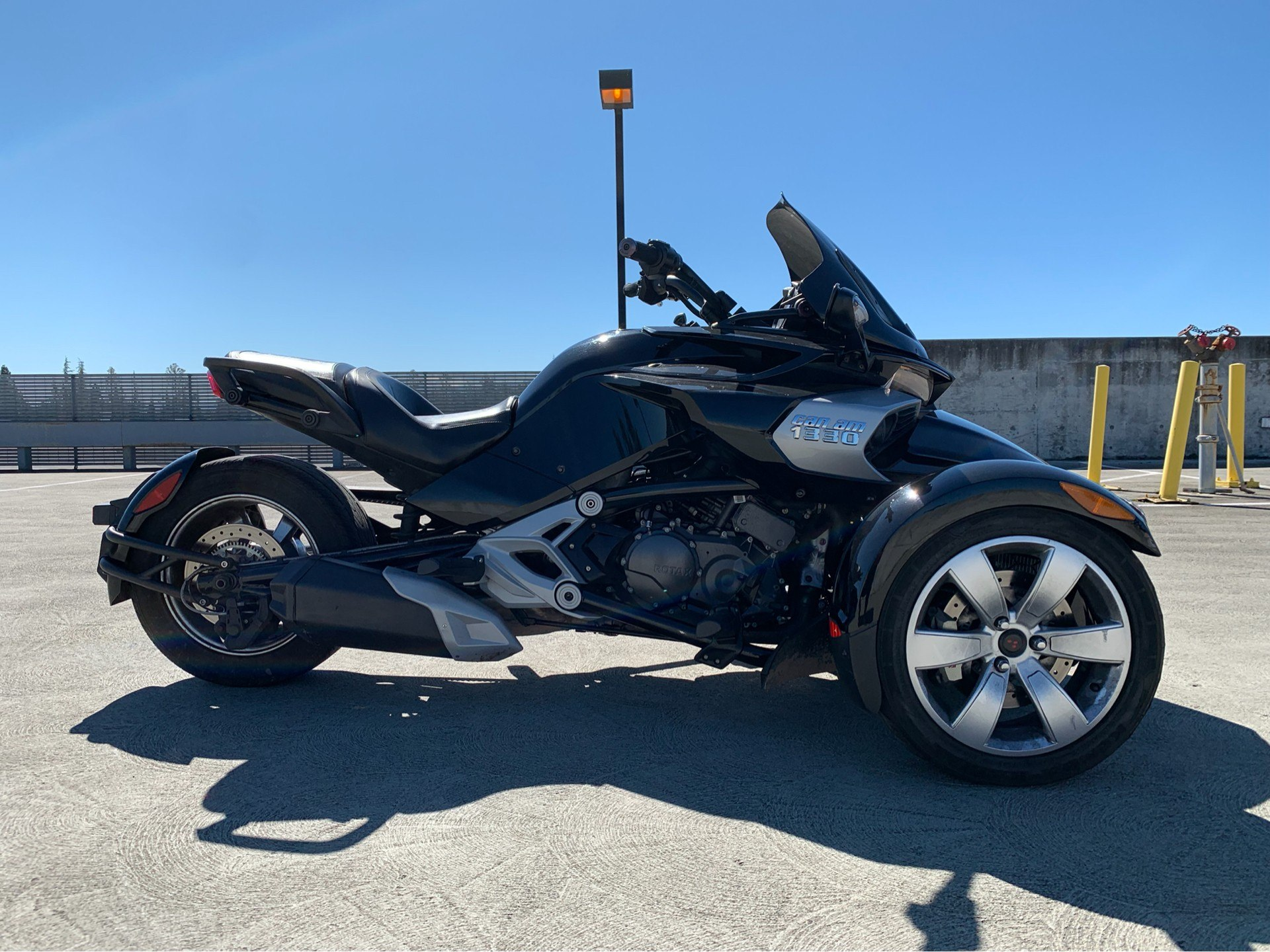 2015 Can-Am Spyder® F3-S SM6 in San Jose, California - Photo 1