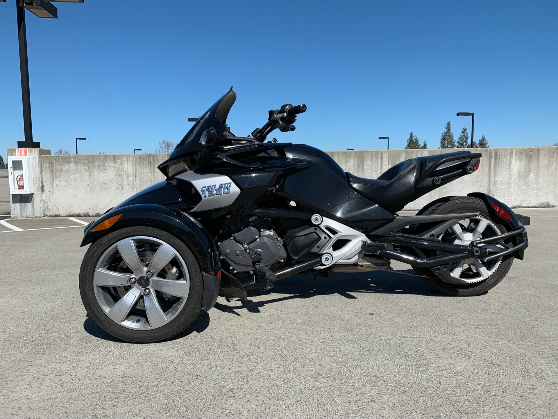 2015 Can-Am Spyder® F3-S SM6 in San Jose, California - Photo 3