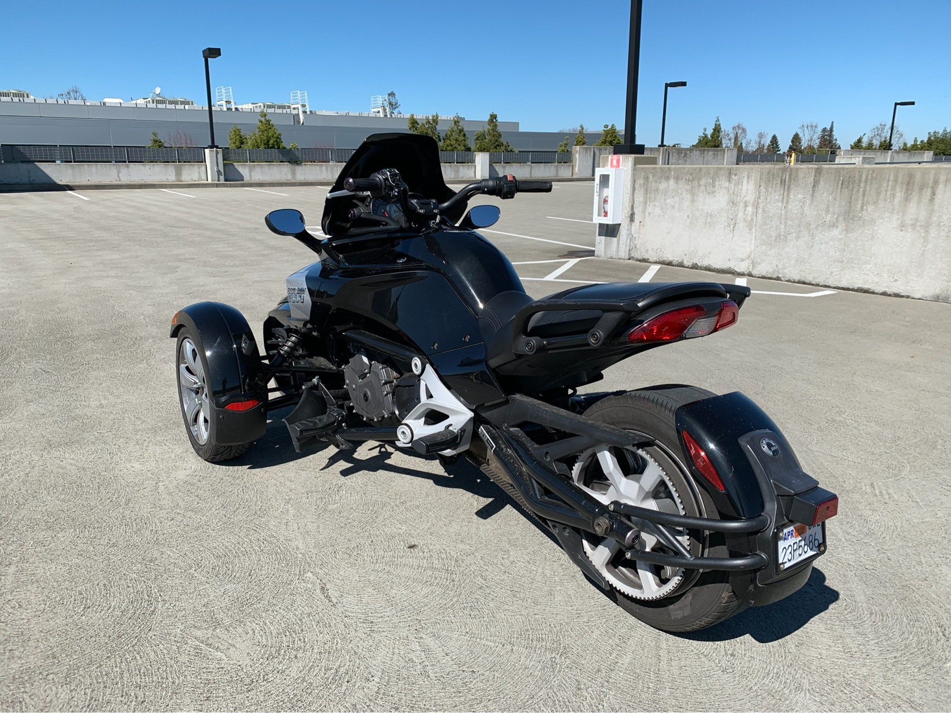 2015 Can-Am Spyder® F3-S SM6 in San Jose, California - Photo 4