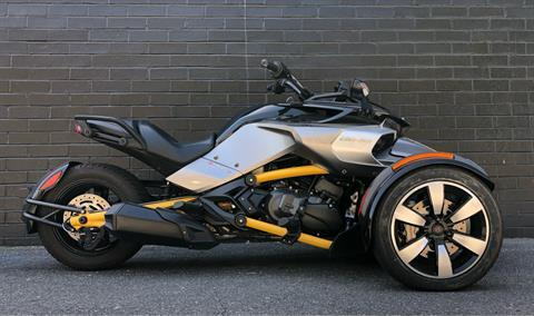2017 Can-Am Spyder F3-S SE6 in San Jose, California - Photo 1