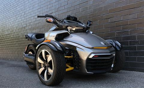 2017 Can-Am Spyder F3-S SE6 in San Jose, California - Photo 2