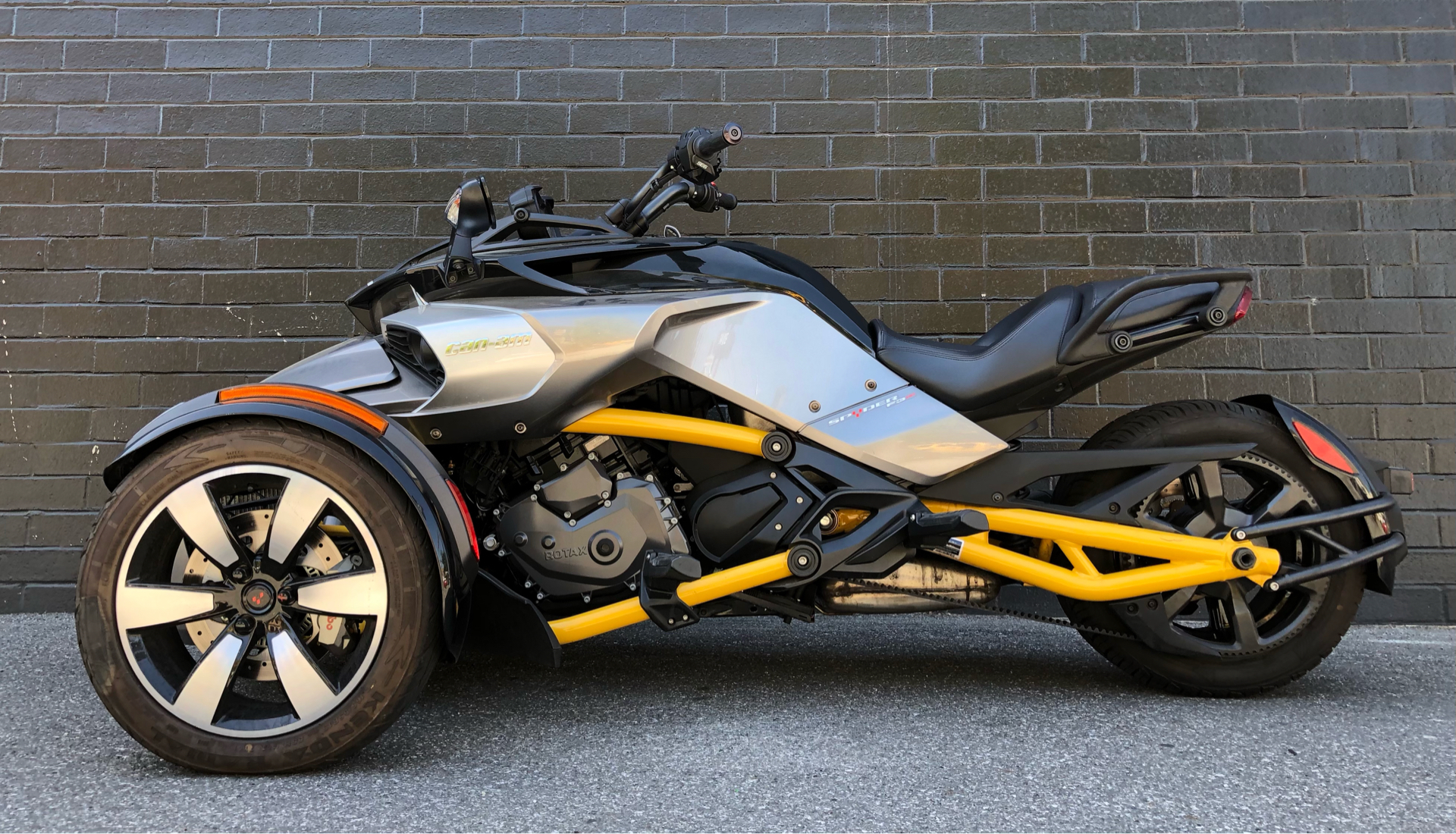 2017 Can-Am Spyder F3-S SE6 in San Jose, California - Photo 4