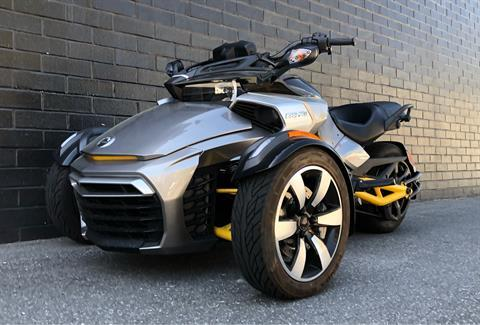 2017 Can-Am Spyder F3-S SE6 in San Jose, California - Photo 6