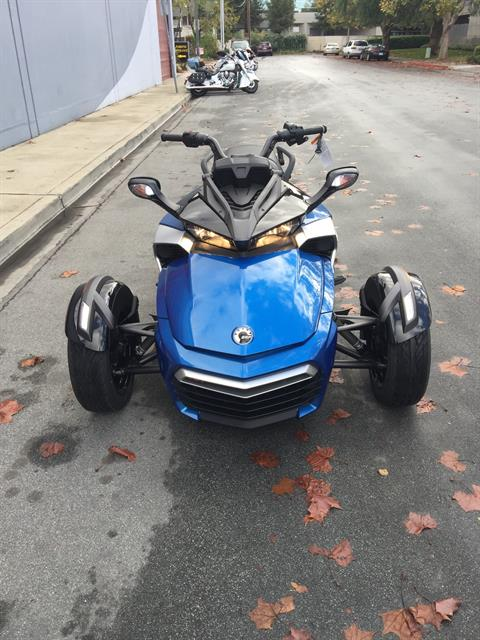 2017 Can-Am Spyder F3-S SE6 in San Jose, California