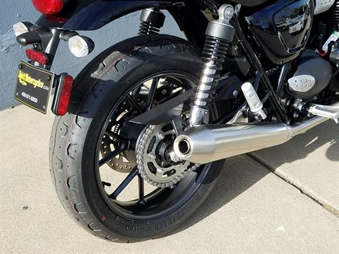 2018 Triumph Street Twin in San Jose, California