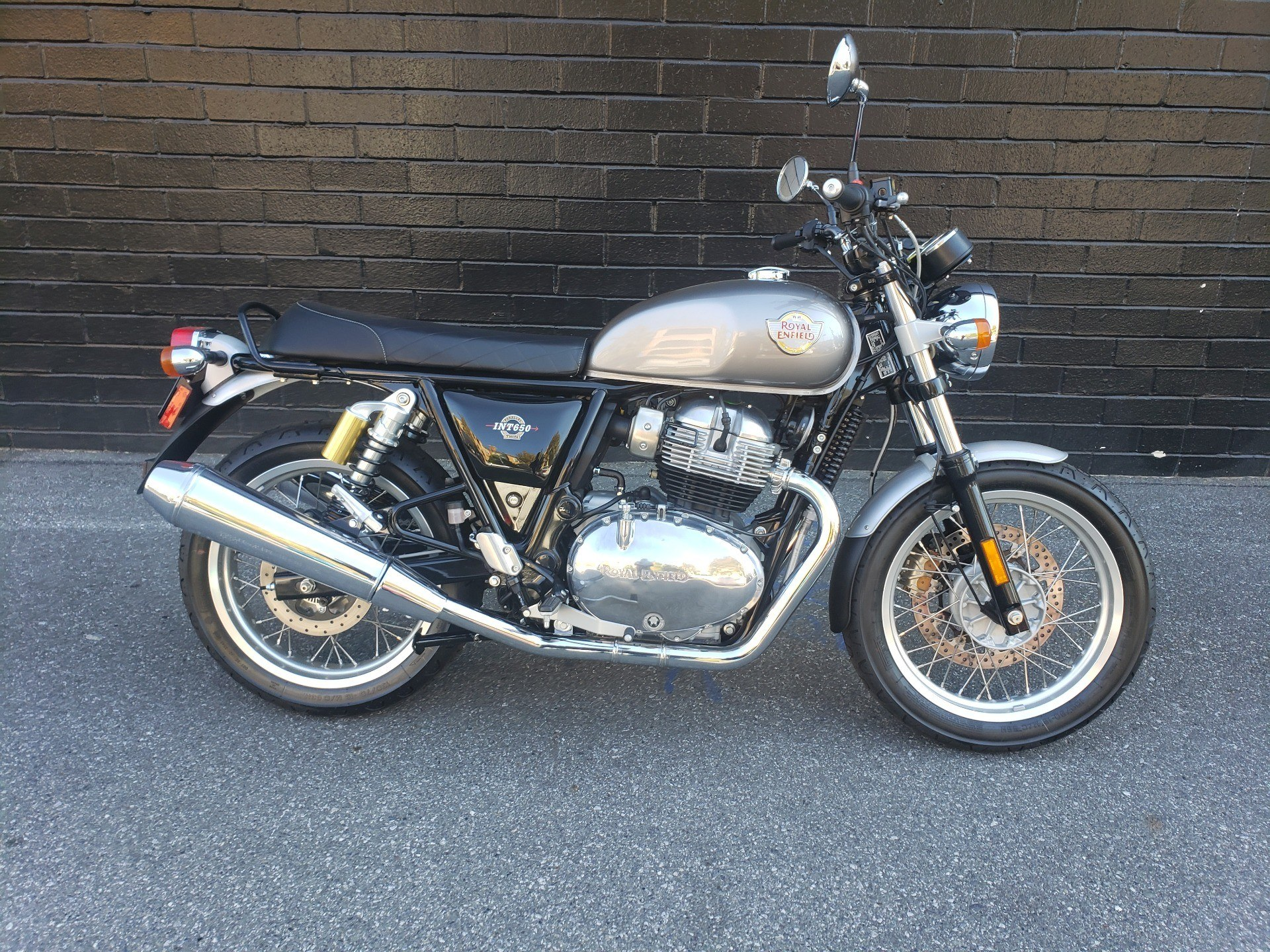 2019 Royal Enfield INT650 in San Jose, California - Photo 1
