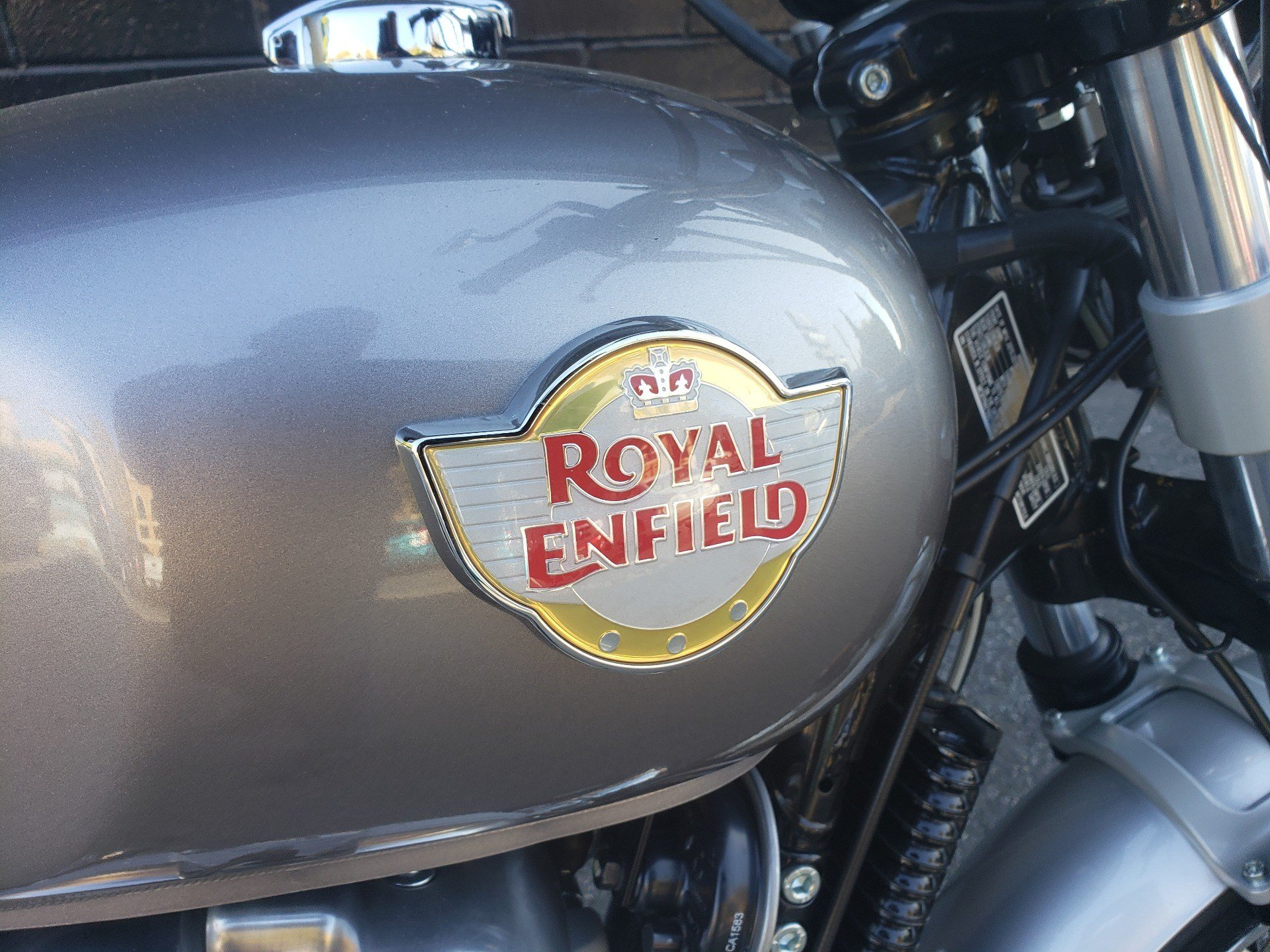 2019 Royal Enfield INT650 in San Jose, California - Photo 8