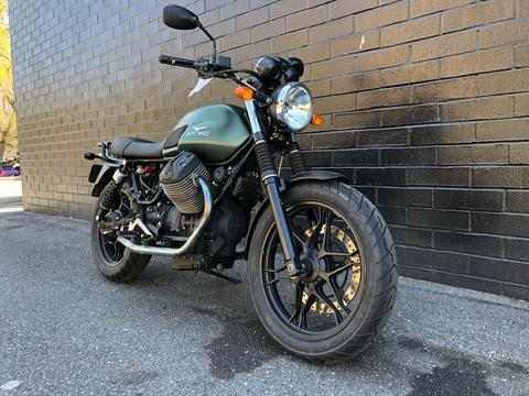 2015 Moto Guzzi V7 Stone in San Jose, California - Photo 2
