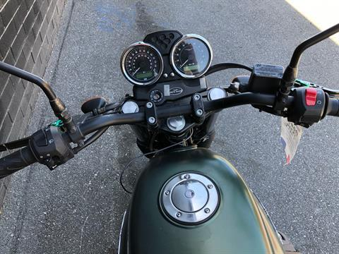 2015 Moto Guzzi V7 Stone in San Jose, California - Photo 7