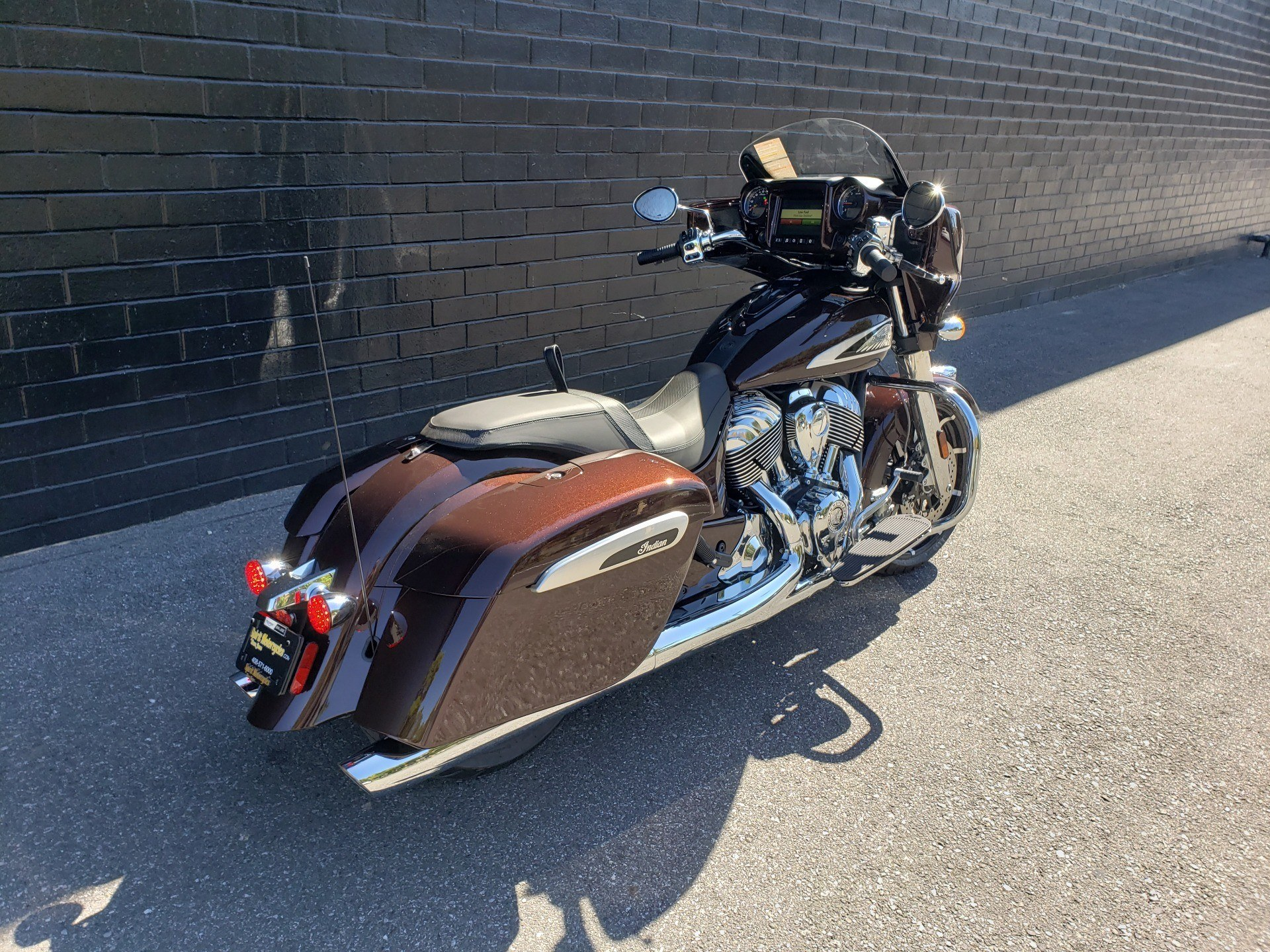 2019 Indian Chieftain® Limited ABS in San Jose, California - Photo 3